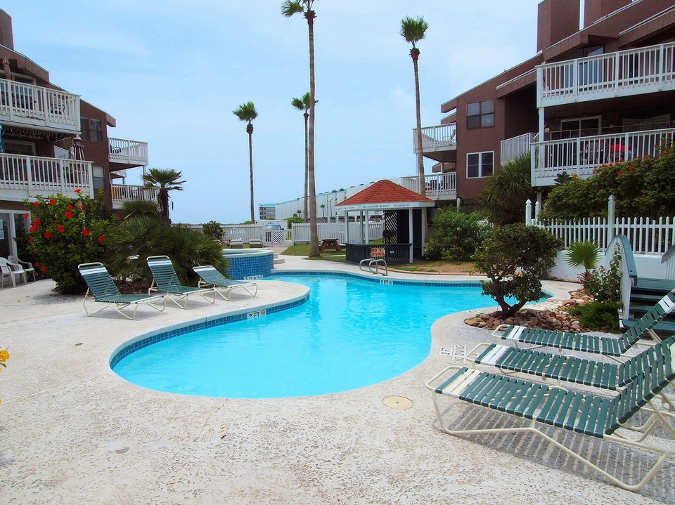 Mustang Island Beach Club Condos