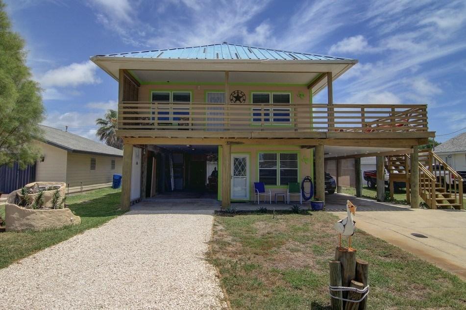 Enjoyable E Brundrett Avenue Port Aransas Texas Port Aransas Real Home Interior And Landscaping Mentranervesignezvosmurscom