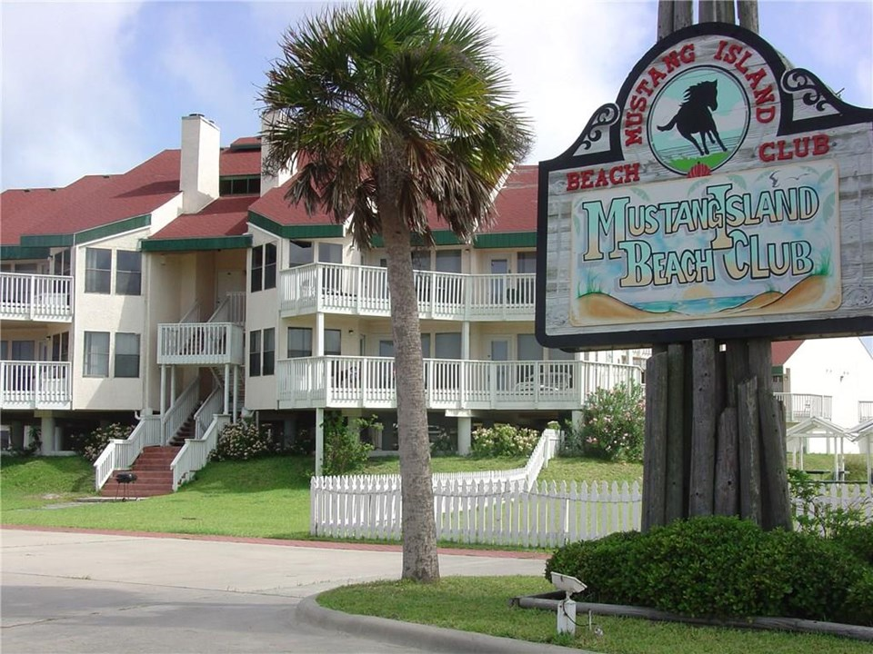 Mustang Island Beach Club Port Aransas Texas Port Aransas